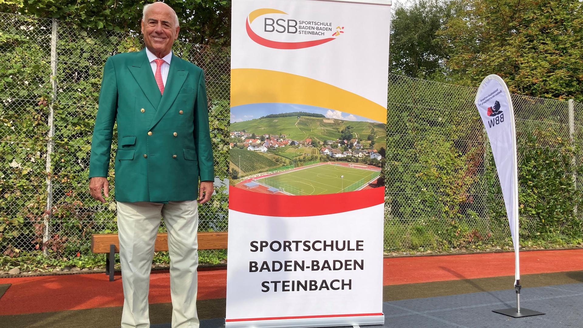 Gundolf Fleischer, BSB-Präsident, September 2021
