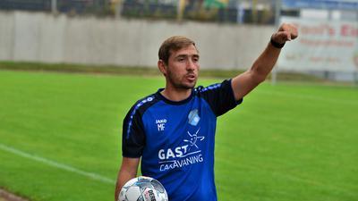Matthias Frieböse, Ex-Trainer bei Fußball-Verbandsligist SV 08 Kuppenheim