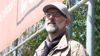 Achim Frommann, Buchautor aus Sasbach und Vater von Fußballprofi Constantin Frommann