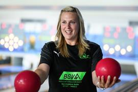 Saskia Seitz (Kegelverein 96 Liedolsheim e.V.)  GES/ Kegeln/ 1. Bundesliga:  08.09.2021