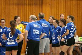 Ambitionierte Ziele: Die Drittliga-Handballerinnen der SG Steinbach/Kappelwindeck streben in der Saison 2021/22 einen Platz in der ersten Tabellenhälfte an.