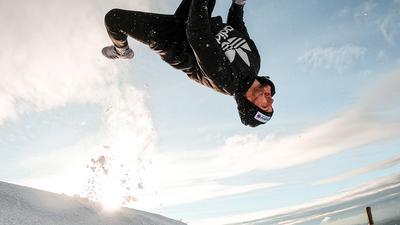 Freiheit, Kreativität und Akrobatik: Das sind für Andy Haug die wesentliche Elemente der Sportart Parkour.