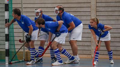 Hockey Club Pforzheim gegen Ingolstadt Monatsfoto