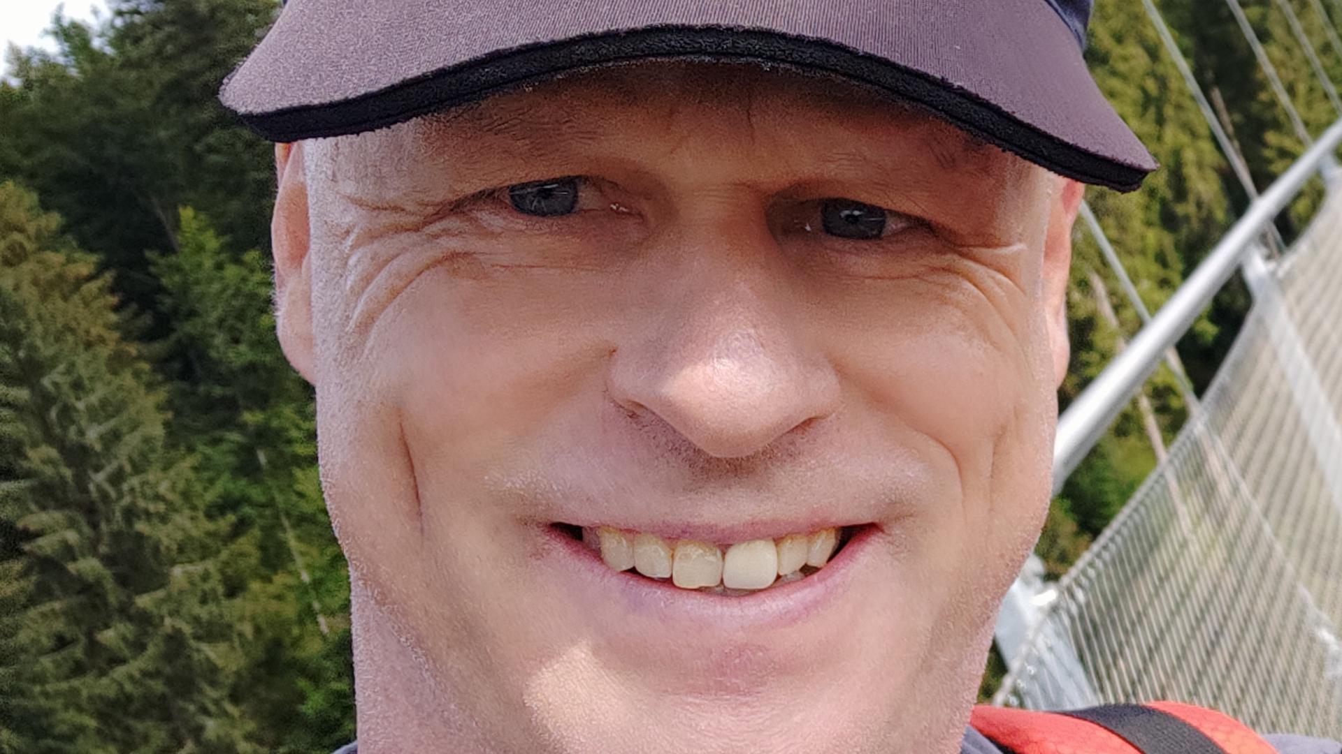 Joachim Hailer, Abteilungsleiter Fußball beim Pforzheimer Kreisligisten TSV Wurmberg-Neubärental