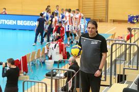 Achim Kammerer, Geschäftsführender Gesellschafter von Volleyball-Bundesligist Bisons Bühl