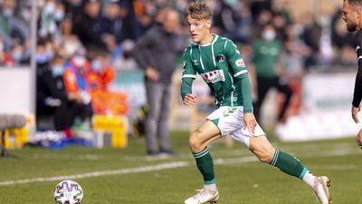 Tim Kircher, VfB Lübeck, Saison 2020/21