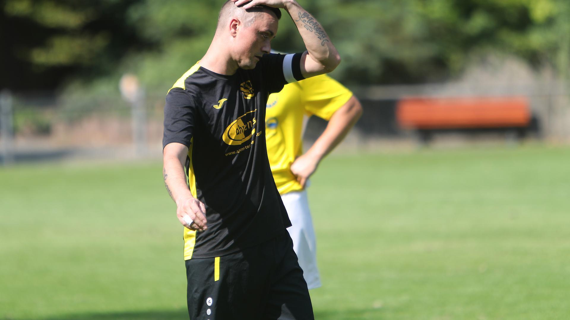 Lutz Nicolas Kapitän SC Pforzheim