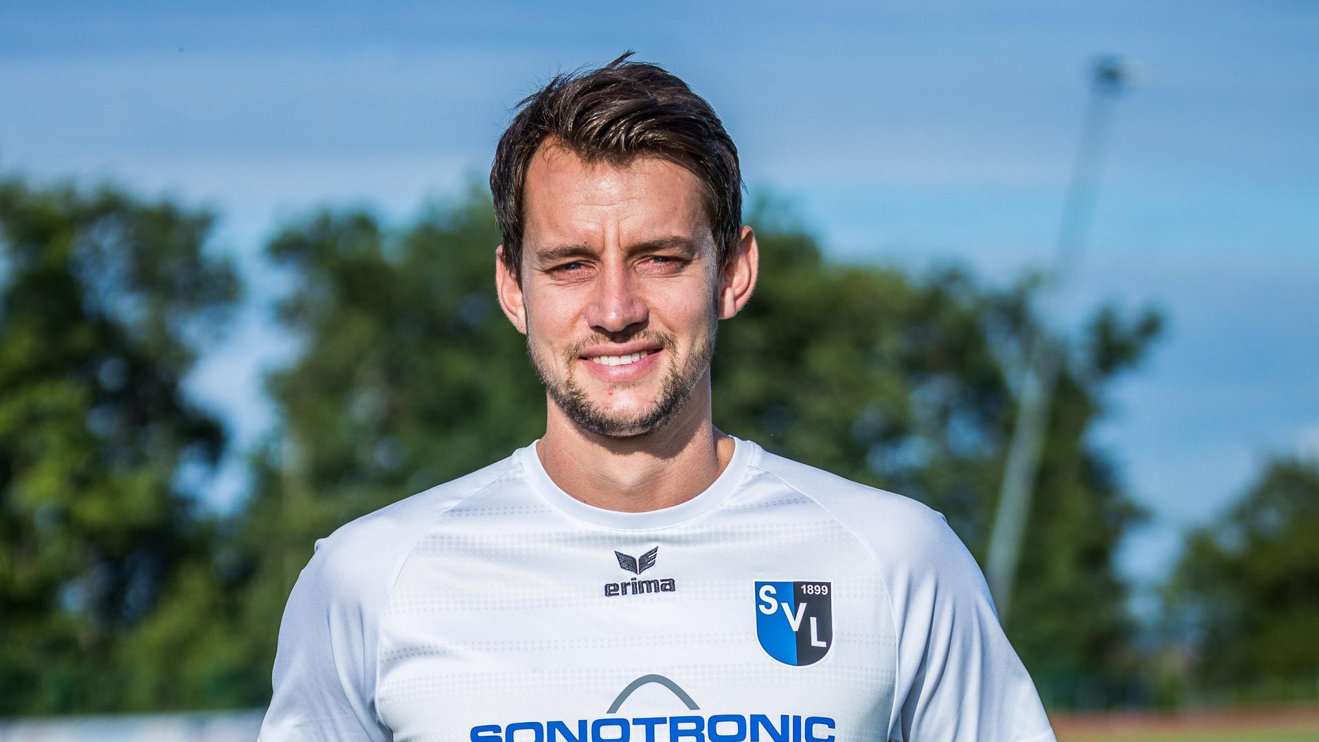Marius Mößner (Trainer, Sv Langensteinbach)  GES/ Fussball/ Trainer und Neuzugaenge SV Langensteinbach, 11.07.2019