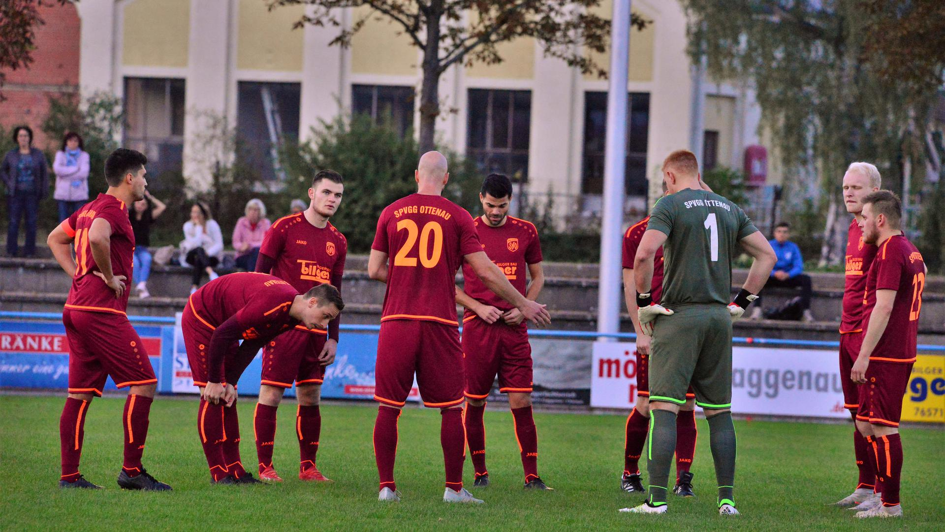 Fußball-Bezirksliga 2020/21, Spvgg Ottenau