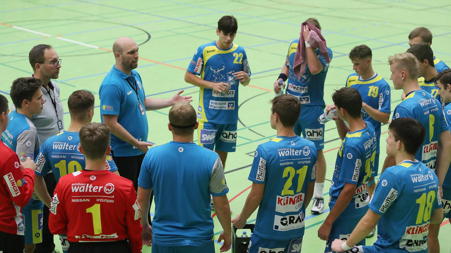 Rauch Markus li o._Lipps Alexande Teamr Trainer SG PF Eutingen2
