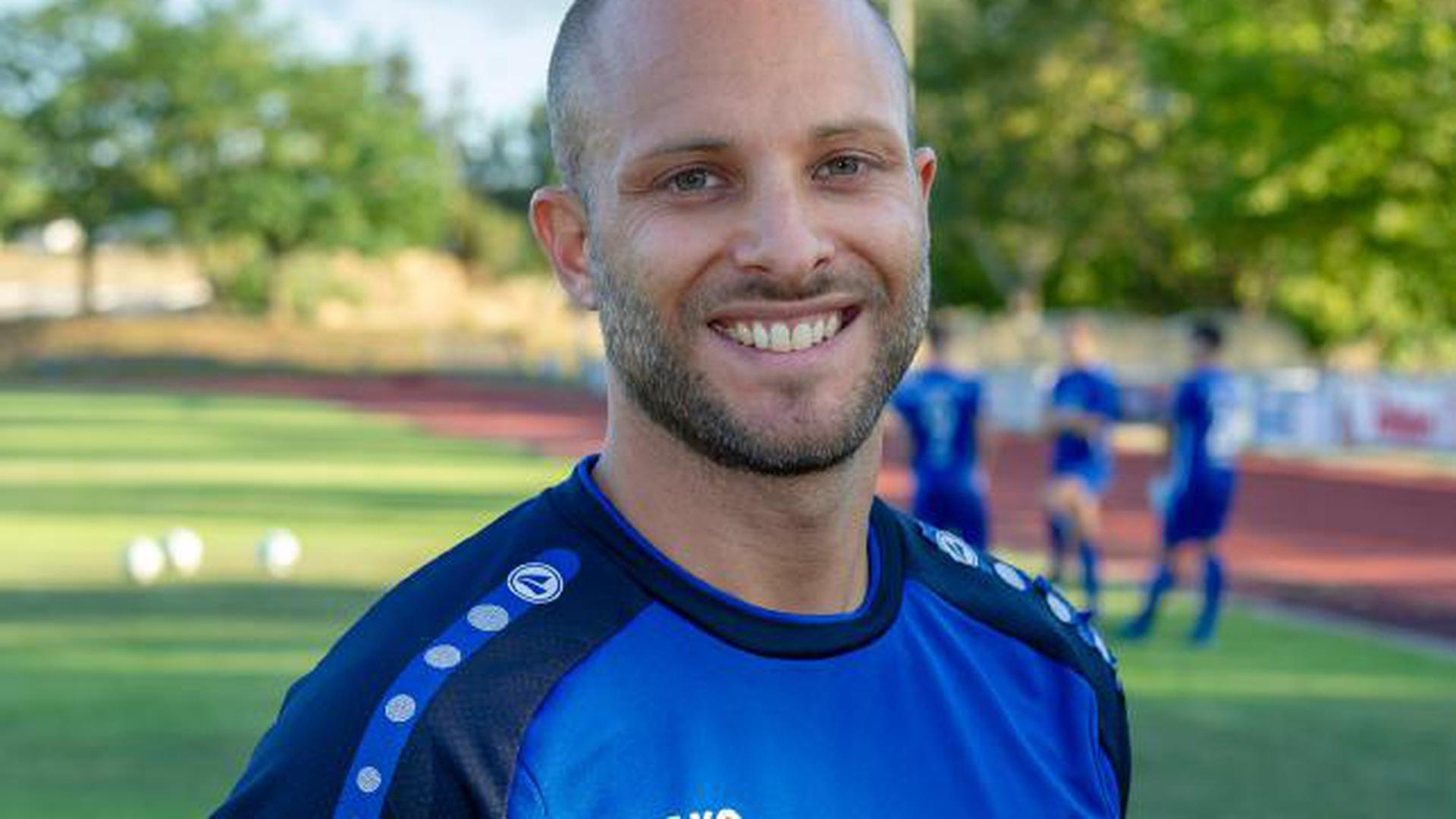 Trainer:  Tim Kappler.  GES/ Fussball/ TSV Reichenbach, Trainer und neue Spieler Saison 20/21 - 06.08.2020