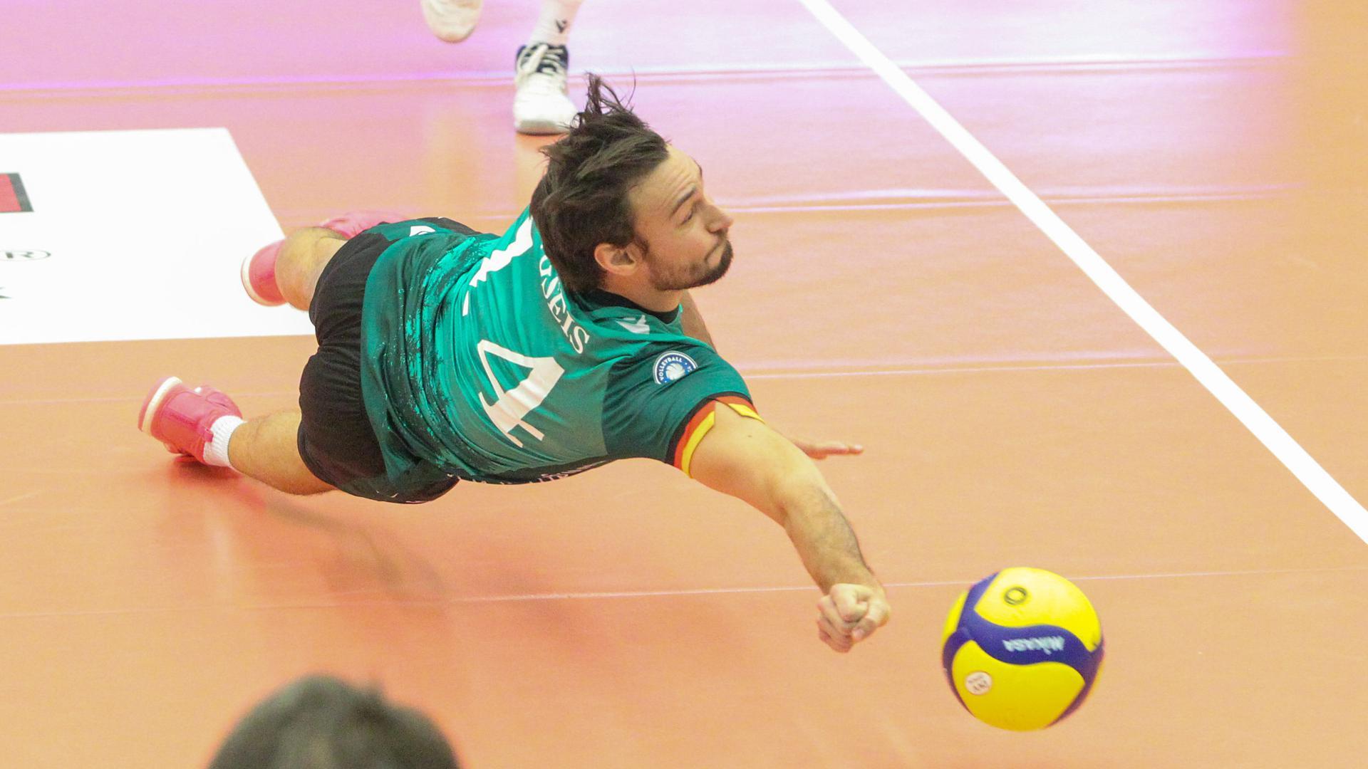 Volleyball-Bundesliga, Florian Ringseis, Bisons Bühl, Saison 2020/21