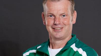 Trainer Ralf Straub.
