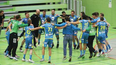 Bereit für den Restart: Die SG Pforzheim/Eutingen (im Bild) und die TGS Pforzheim kehren zurück in den Wettkampfbetrieb – und hoffen darauf, wieder jubeln zu dürfen.