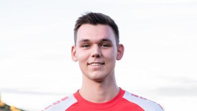 Verstärkung für die Foxes: Tobias Krems wird künftig das Tor des Handball-Oberligisten HC Neuenbürg hüten.