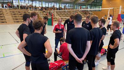 Volleyball 2021/22, TV Bühl
