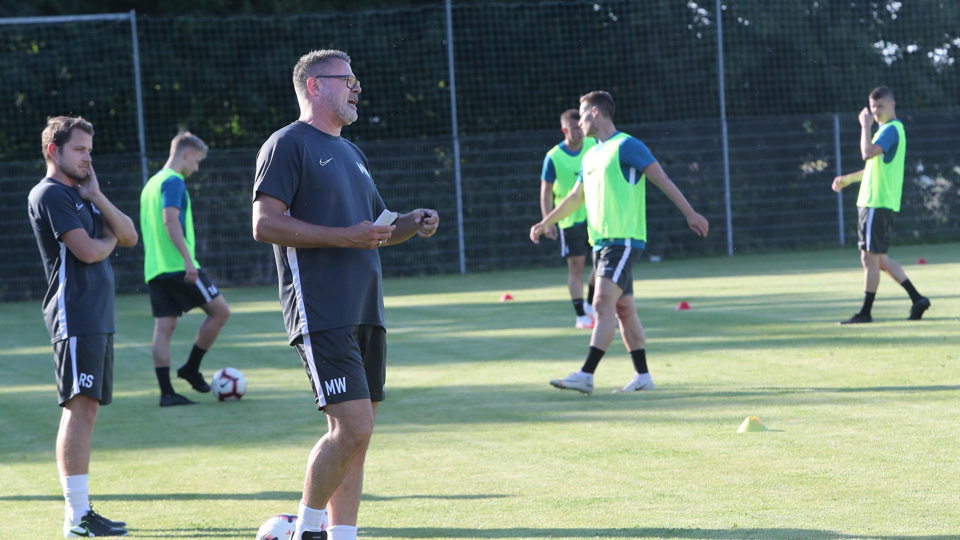 Wenninger Marcus Trainer_Schenker Reinhard Co-Trainer li FCN