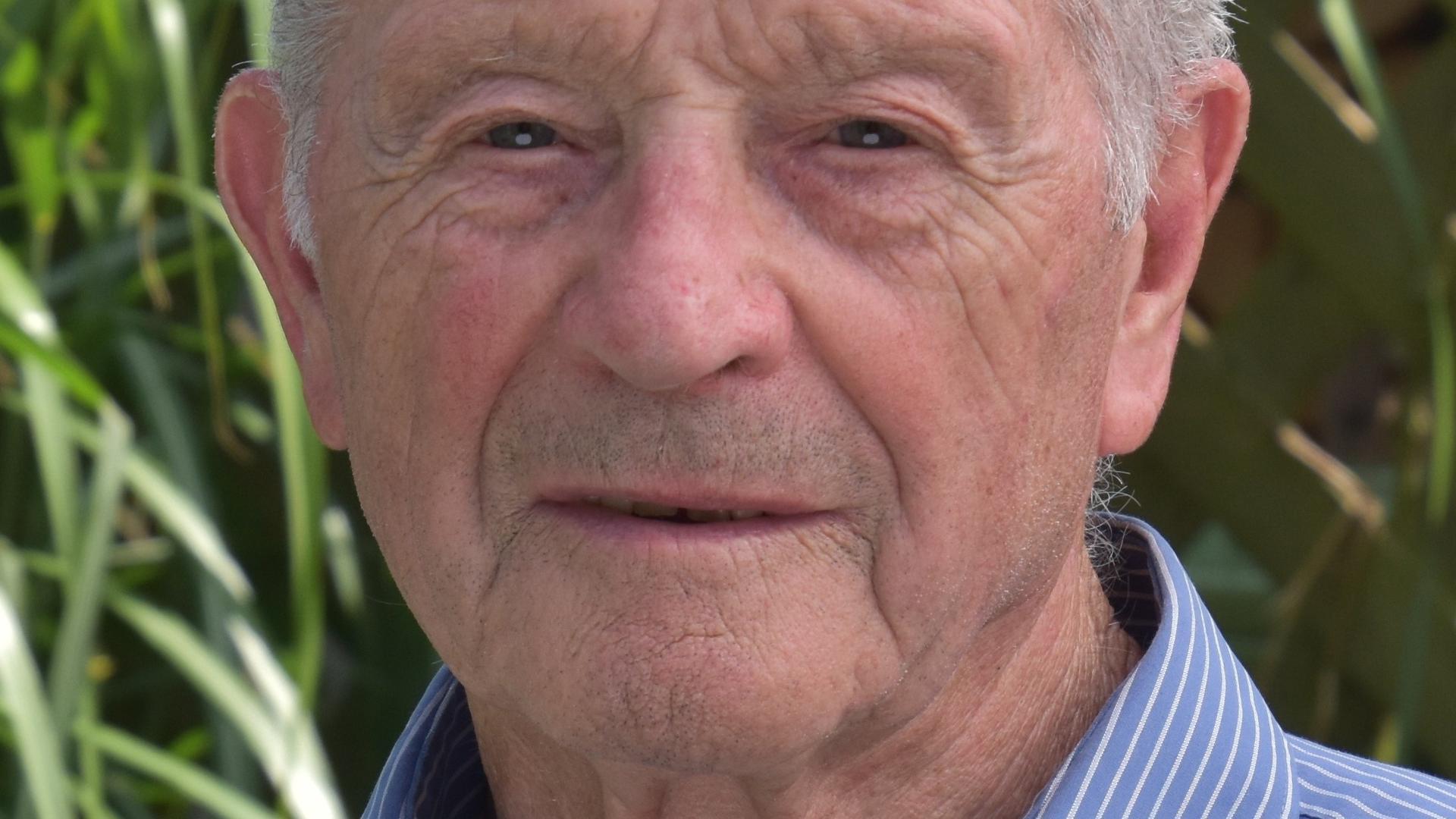 Werner Petermann, Ehrenmitglied des Kraichturngaus