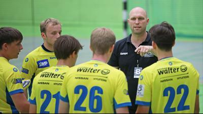 Ideengeber: Alexander Lipps erlebt bei der A-Jugend der SG Pforzheim/Eutingen derzeit ein Team, das in jeder Lage an einem Strang zieht.