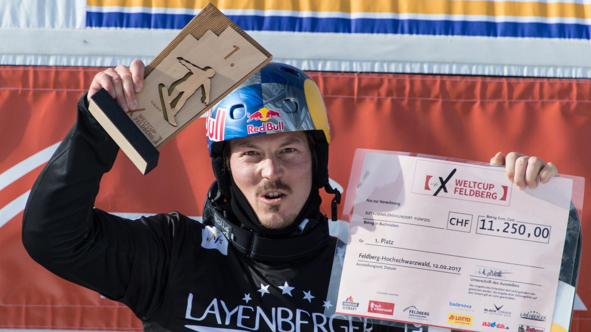Kam bei einem Schwimm-Unfall ums Leben: Ex-Snowboard-Weltmeister Alex Pullin.