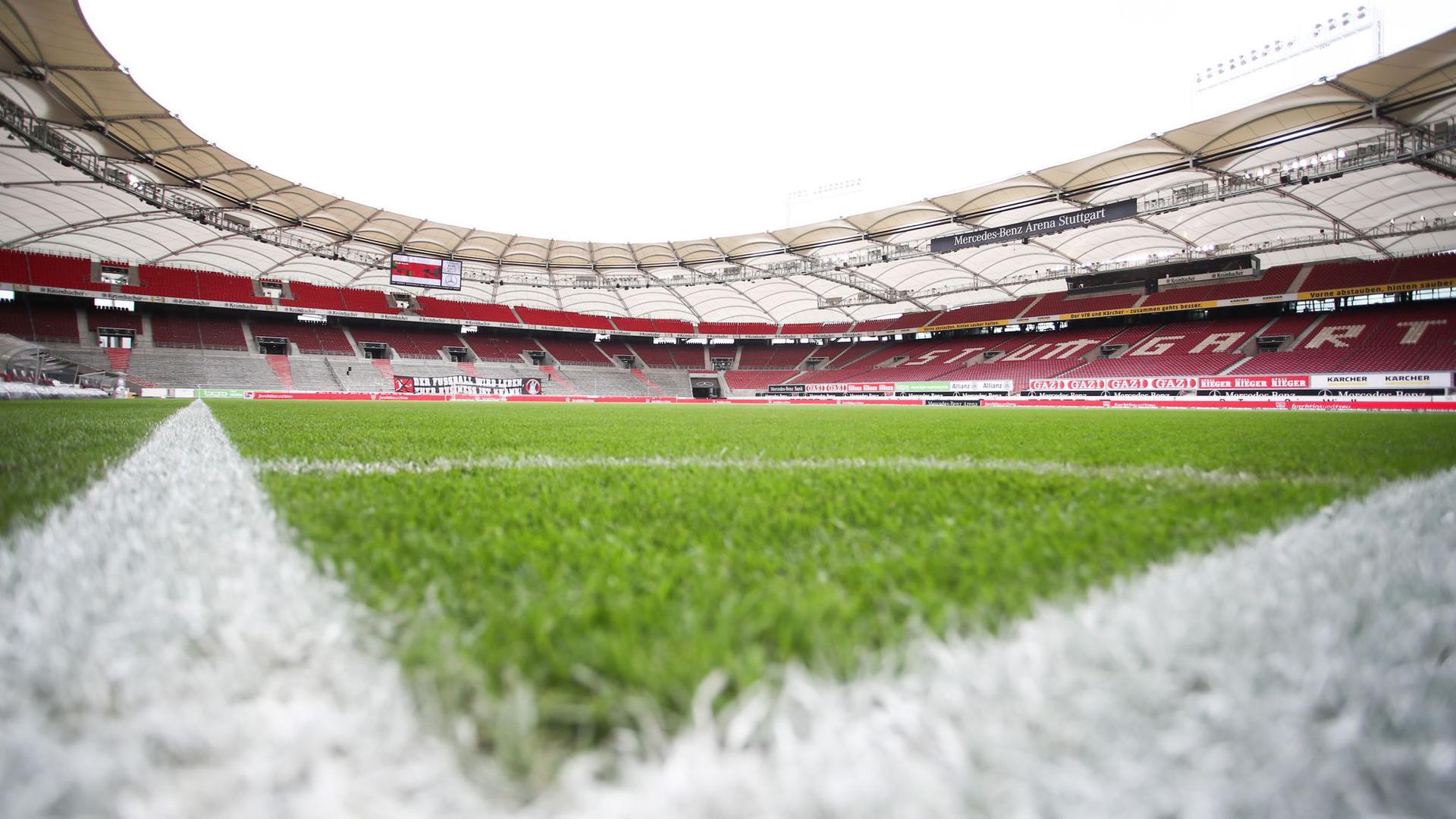 Auch in Stuttgart soll ein Heimspiel der DFB-Elf ausgetragen werden.
