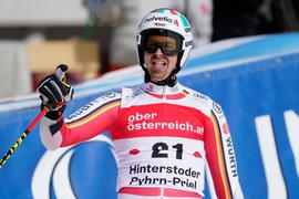 Soll in der alpinen Ski-Saison für deutsche Erfolgserlebnisse sorgen:Stefan Luitz.