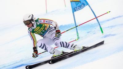 Konnte sich beim Weltcup-Auftakt in Sölden nicht für den zweiten Durchgang qualifizieren: Lena Dürr.