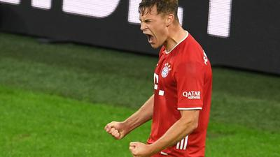 Bayerns Joshua Kimmich ist beim Champions-League-Auftakt gegen Atlético Madrid dabei.