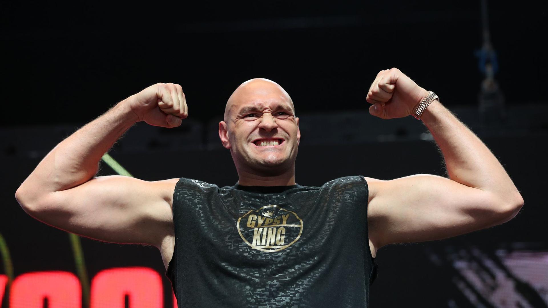 Schwergewichts-Weltmeister Tyson Fury will am 5. Dezember in London seinen nächsten Kampf bestreiten.