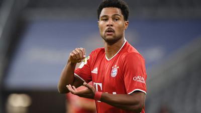 Hat seine Quarantäne überstanden: Bayern-Profi Serge Gnabry.