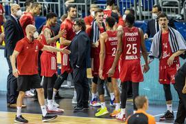 Die Basketballer des FC Bayern München gewannen zuletzt viermal in Folge in der Euroleague.