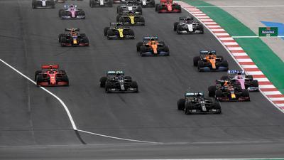 Die Formel 1 plant wohl in der kommenden Saison mit einem Rekordkalender von 23 Grand Prix.