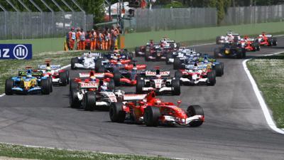 Zuletzt fand im Jahr 2006 ein Formel-1-Rennen in Imola statt.