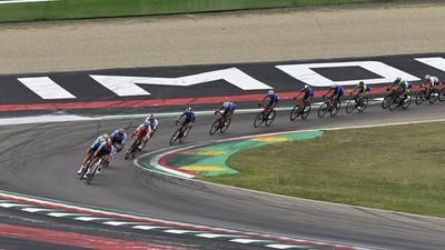 Zuletzt fand auf dem Formel-1-Kurs in Imola die Straßenrad-WM statt.