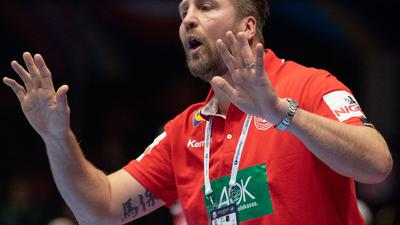 Rechnet nicht mit einer Absage der Handball-WM in Ägypten: Oliver Roggisch.