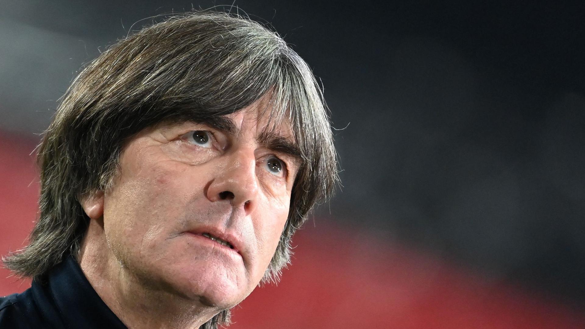 Bundestrainer Joachim Löw.