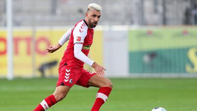Zählt zu den Schlüsselspielern des SC Freiburg: Vincenzo Grifo.