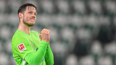 Wout Weghorst schoss Wolfsburg mit zwei Toren zum Sieg gegen Bremen.