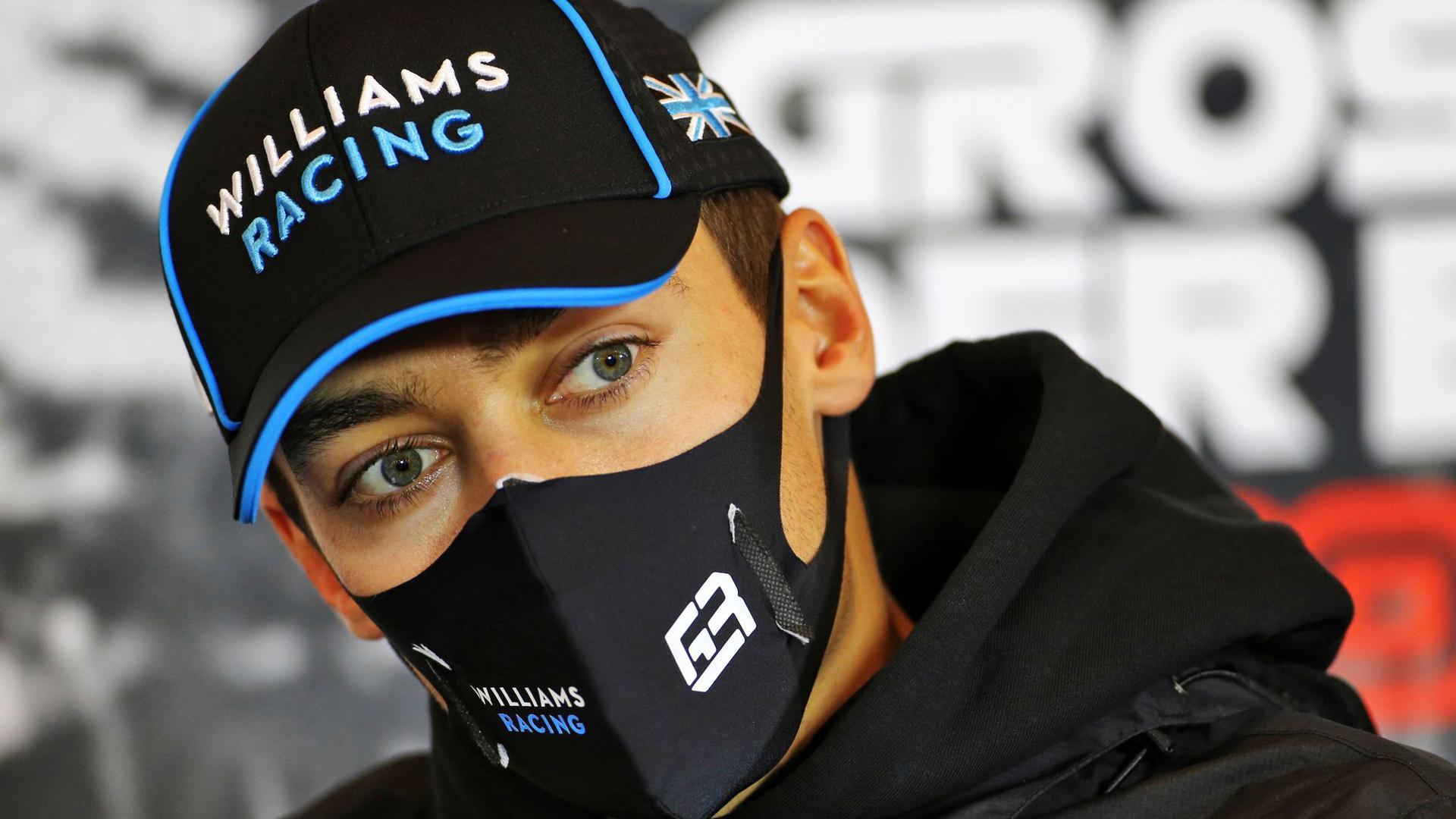 Ersetzt Lewis Hamilton in Bahrain: George Russell.