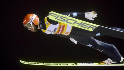 Auch in Russland weiter in Topform: Markus Eisenbichler.