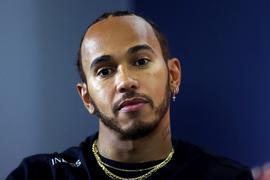 Steht mit Mercedes in Vertragsverhandlungen: Formel-1-Weltmeister Lewis Hamilton.