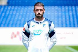 Wird für Hoffenheim beim Spiel gegen KAA Gent im Tor stehen: Philipp Pentke.