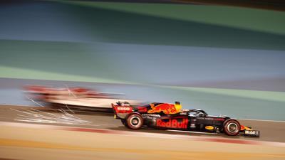 Max Verstappen siegt beim Großen Preis von Bahrain.