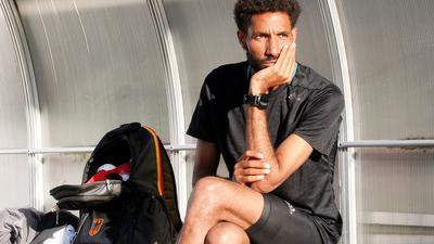 Marathonläufer Amanal Petros kam im Januar 2012 nach Deutschland.