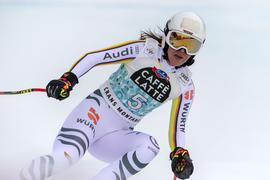 Verpasste diesmal die Top-10 in Crans-Montana:  Kira Weidle.