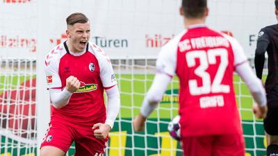 Nach zuvor zwei sieglosen Spielen konnte sich Freiburg gegen Stuttgart durchsetzen.