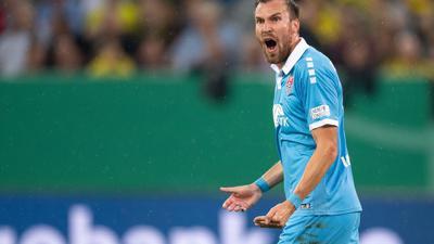 Kevin Großkreutz spielte zuletzt für den Drittligisten KFC Uerdingen.