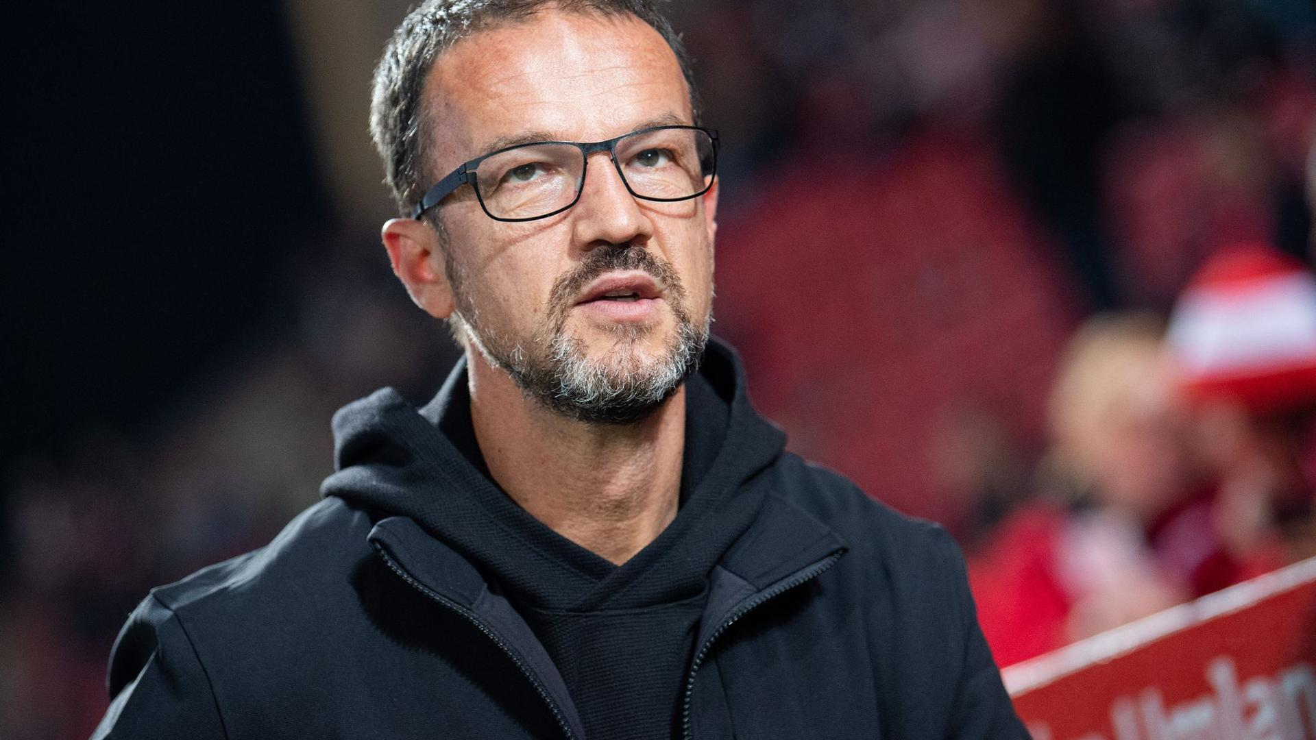 Fredi Bobic steht derzeit bei Eintracht Frankfurt in der Verantwortung.