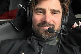 Solo-Weltumsegler Boris Herrmann ist bei der Vendée Globe kurz vor dem Ziel mit einem anderen Boot kollidiert.