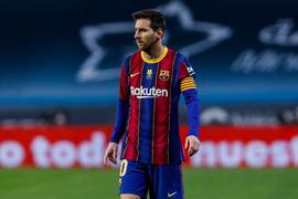 """Die """"Ehe"""" zwischen Megastar Lionel Messi und Barça könnte im Sommer nach 21 Jahren zu Ende gehen."""